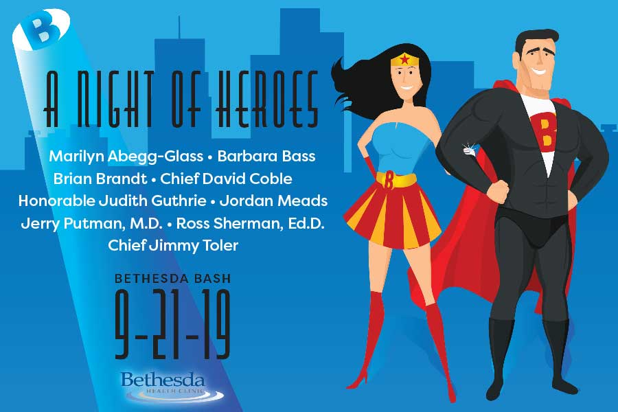The Bethesda Birthday Bash 2019 - A Night of Heroes