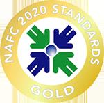 NAFC Standards Seal Gold 2020