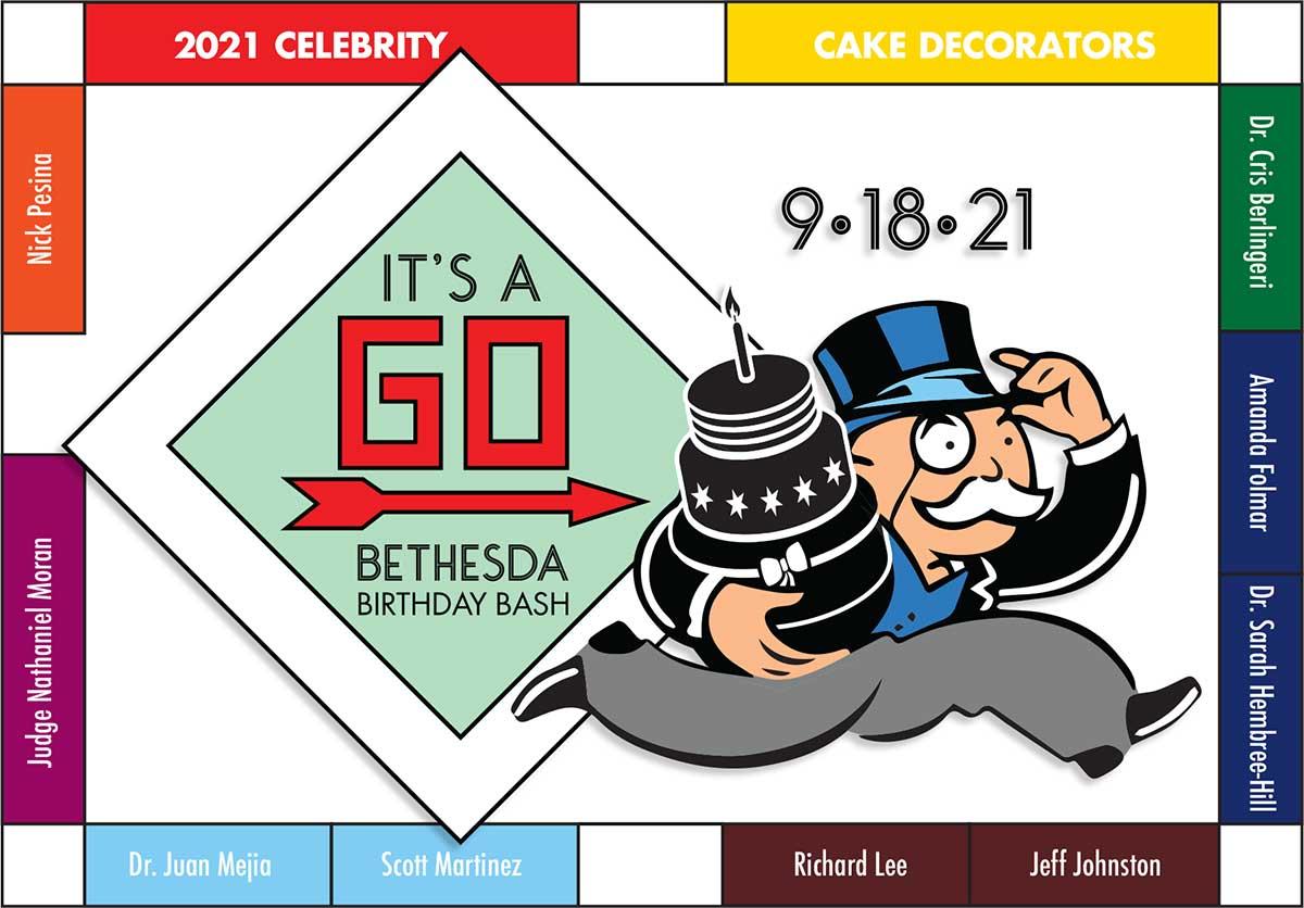 Bethesda Birthday Bash 2021
